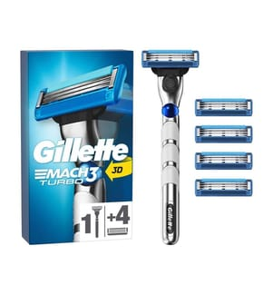 GILLETTE - Mach3 Turbo Rasierer