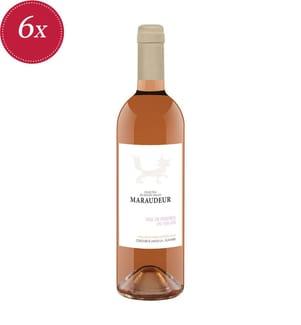 6x Grands Vins du Maraudeur Oeil-de-Perdrix 2020