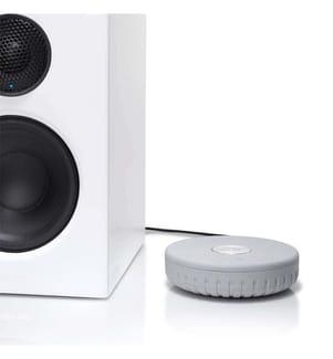 AUDIO PRO ADDON LINK 1 - Kabelloser Multiroom Wi-Fi Player - Grau
