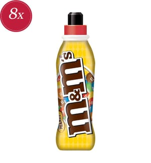 M&M Drink Peanuts - 8 x 350 ml
