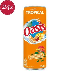 Oasis Tropical - 24x 330ml