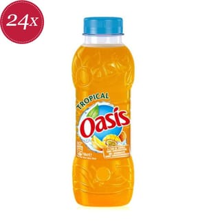 Oasis Tropical - 24x 500ml