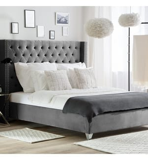 Doppelbett Lubbon - 180 x 200 cm