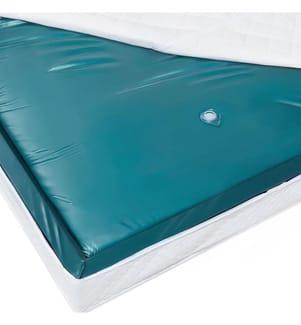 Wasserbettmatratze Mono 140 x 200 x 20 cm Leicht beruhigt