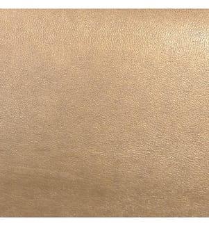 Wasserbett Paris aus Leder 160 x 200 cm - Gold