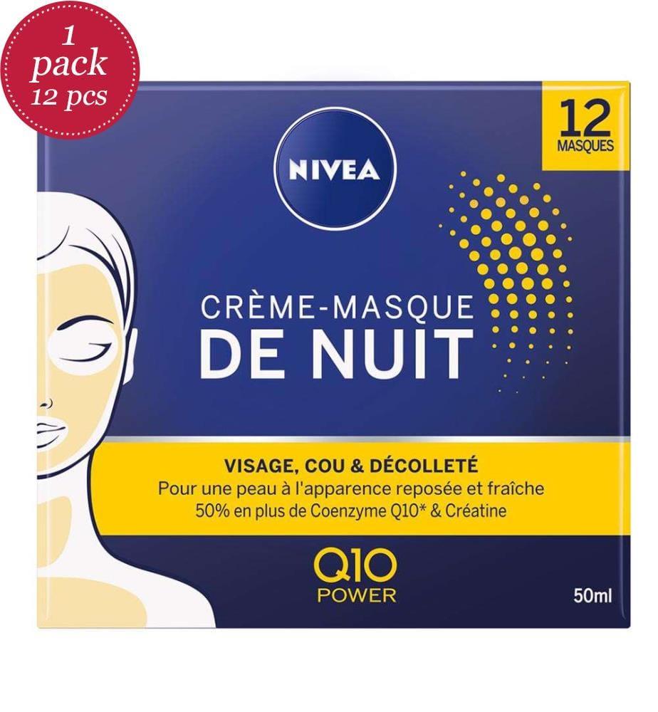 NIVEA - 12er-Set Nachtmasken - 50 ml