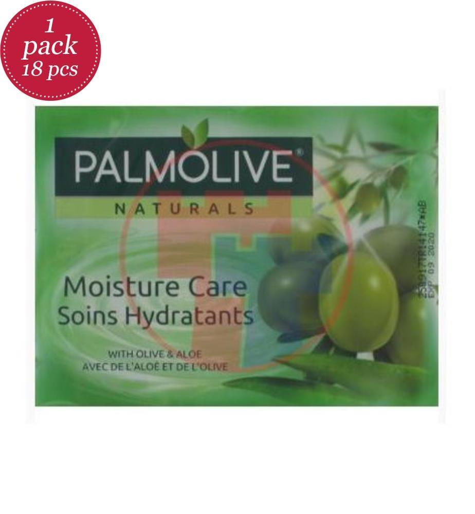 PALMOLIVE - Seife 4X90g Aloe - Olive - EXP 06-23 - 18er-Set
