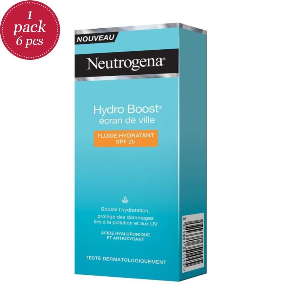 NEUTROGENA - 6er-Set Tagescremes Hydroboost 50 ml
