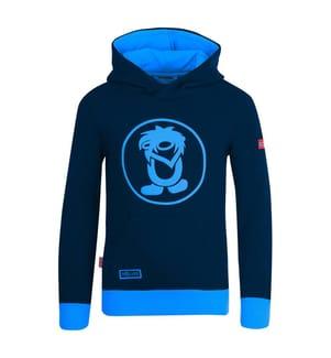 TROLLKIDS - Hoodie Troll - Marinblau und Blau