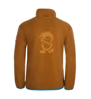 TROLLKIDS - Kinder Bryggen 3in1 Jacke - Bronze, Marine