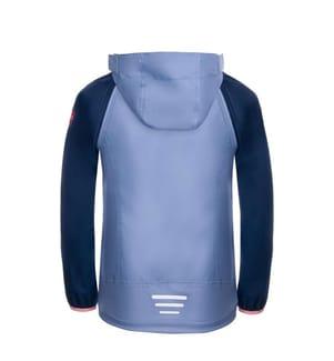 TROLLKIDS - Kids Rondane Zip Off Jacke XT - Marineblau, Blau, Altrosa