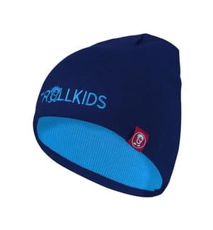 TROLLKIDS - Beanie Troll - Marinblau und Blau