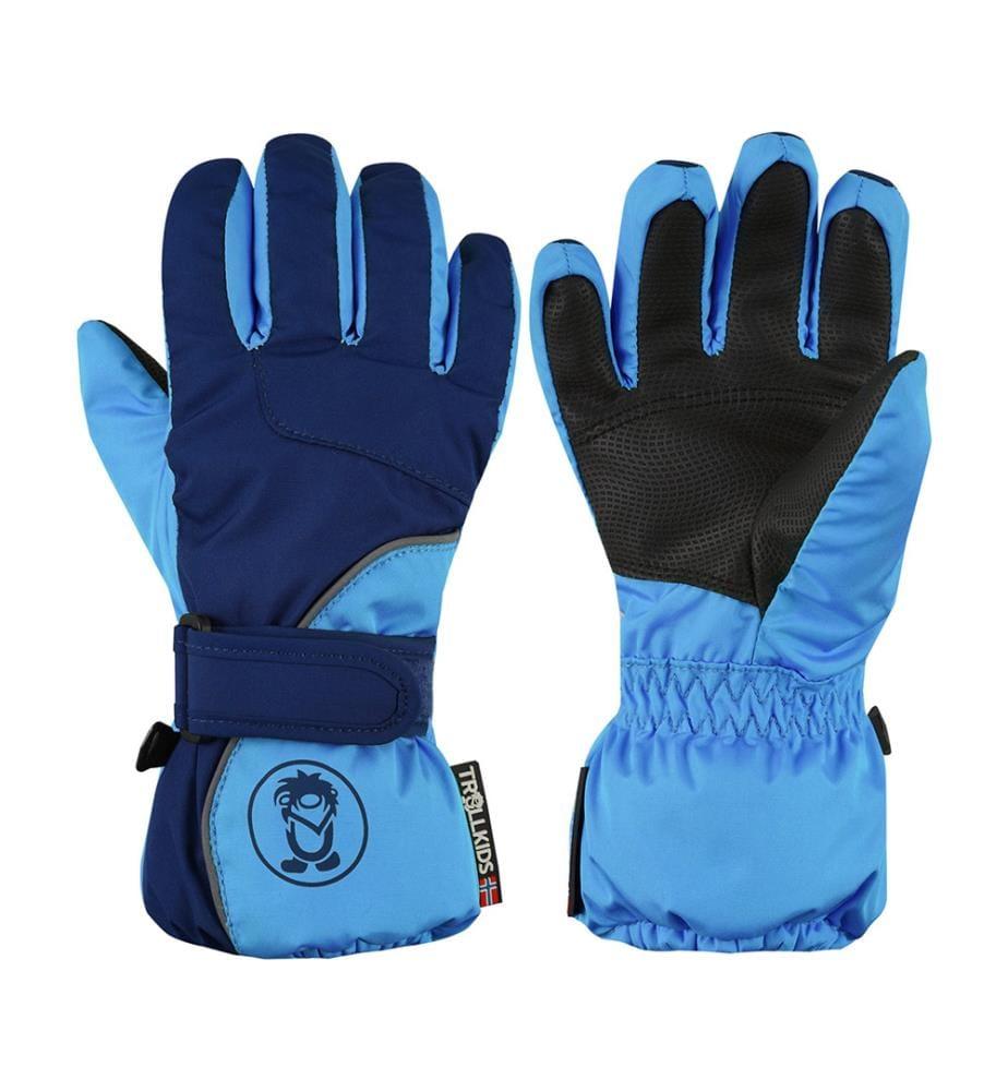 TROLLKIDS - Handschuhe Troll - Marinblau und Hellblau