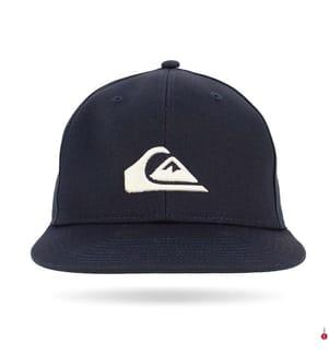 QUIKSILVER - Basecap Chompers Snapback - Marinblau