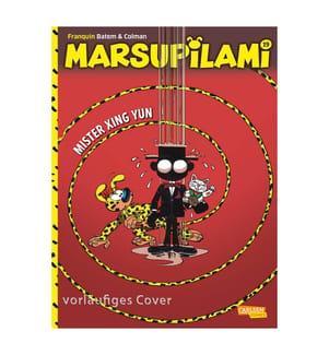 Marsupilami 19: Mister Xing Yùn