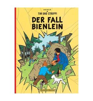 Tim und Struppi 17: Der Fall Bienlein