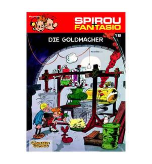 Spirou und Fantasio 18: Die Goldmacher