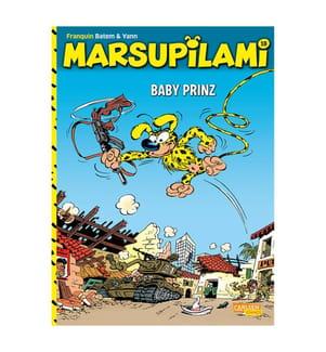 Marsupilami 18 Baby Prinz