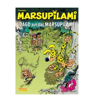 Marsupilami 0: Jagd auf das Marsupilami