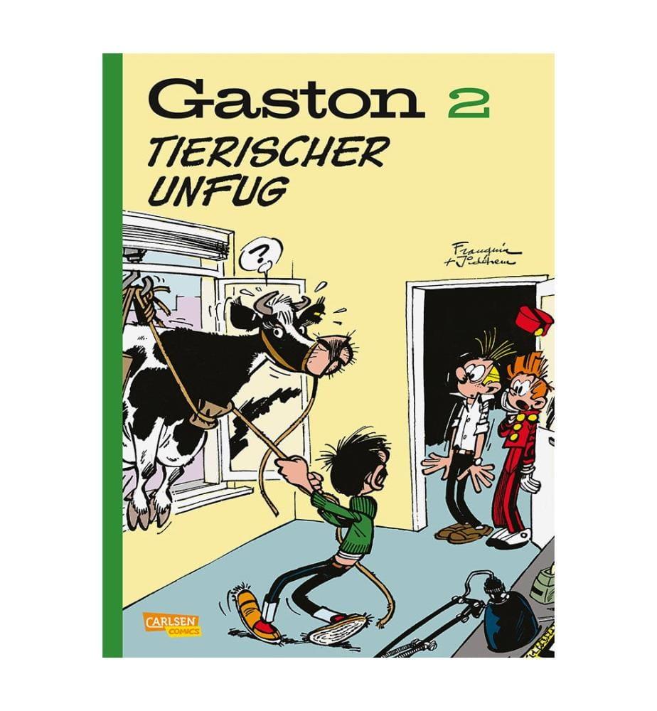Gaston Neuedition 2: Tierischer Unfug