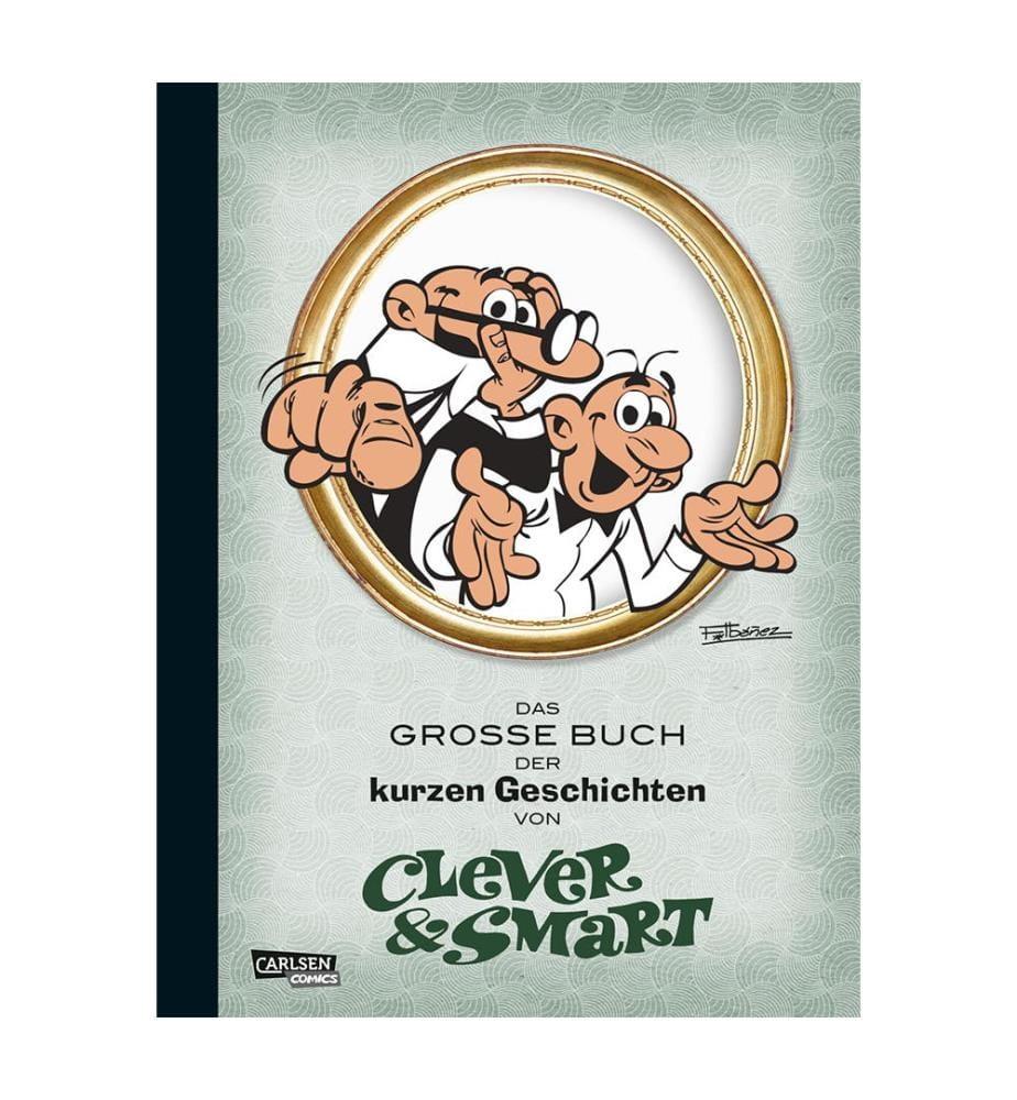 Das Grosse Buch der kurzen Geschichten von CLEVER UND SMART