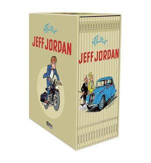 Jeff Jordan-Schuber, 16 Teile