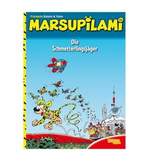 Marsupilami - Die Schmetterlingsjäger
