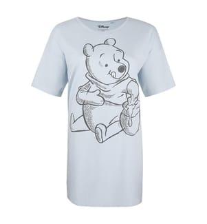 T-Shirt Disney Winnie The Pooh - Hellblau