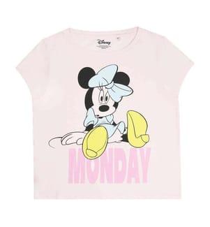Disney - Minnie Monday - Basic-Pyjama-Set - Mehrfarbig
