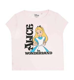 Disney - Alice im Wunderland - Basic-Pyjama-Set - Mehrfarbig