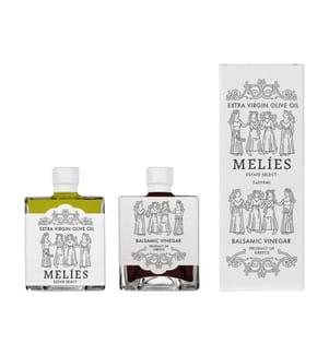 Melies Olivenöl + Balsamico - 2x 250ml