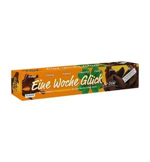 """Happy Schokoglückskeks """"Eine Woche Glück"""" - 42g"""
