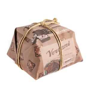 Vergani Gourmet Panettone Choco Brownie - 750 g