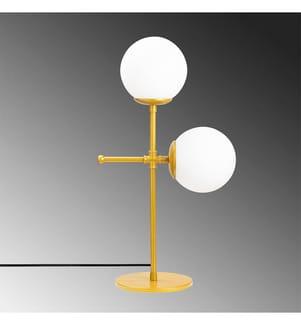 Tischlampe Mudoni 954 - Gold