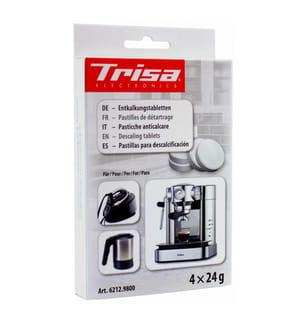 TRISA - 4 Entkalkungstabletten