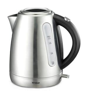 TRISA - Wasserkocher Compact 1.7 L - Silber und Schwarz