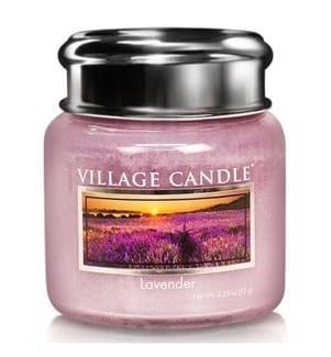 Duftkerze Lavendel - 92 g