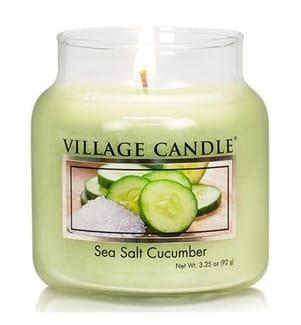 Duftkerze Sea Salt Cucumber - 92 g