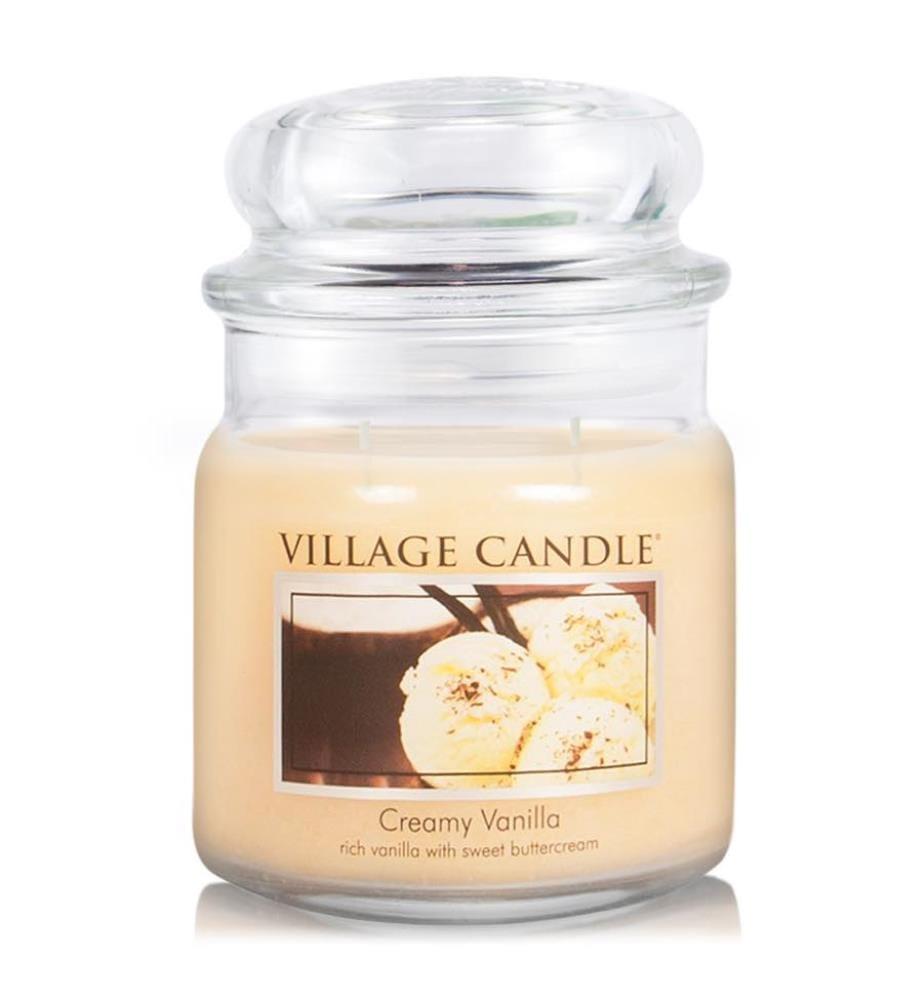 Duftkerze Creamy Vanilla - 454 g