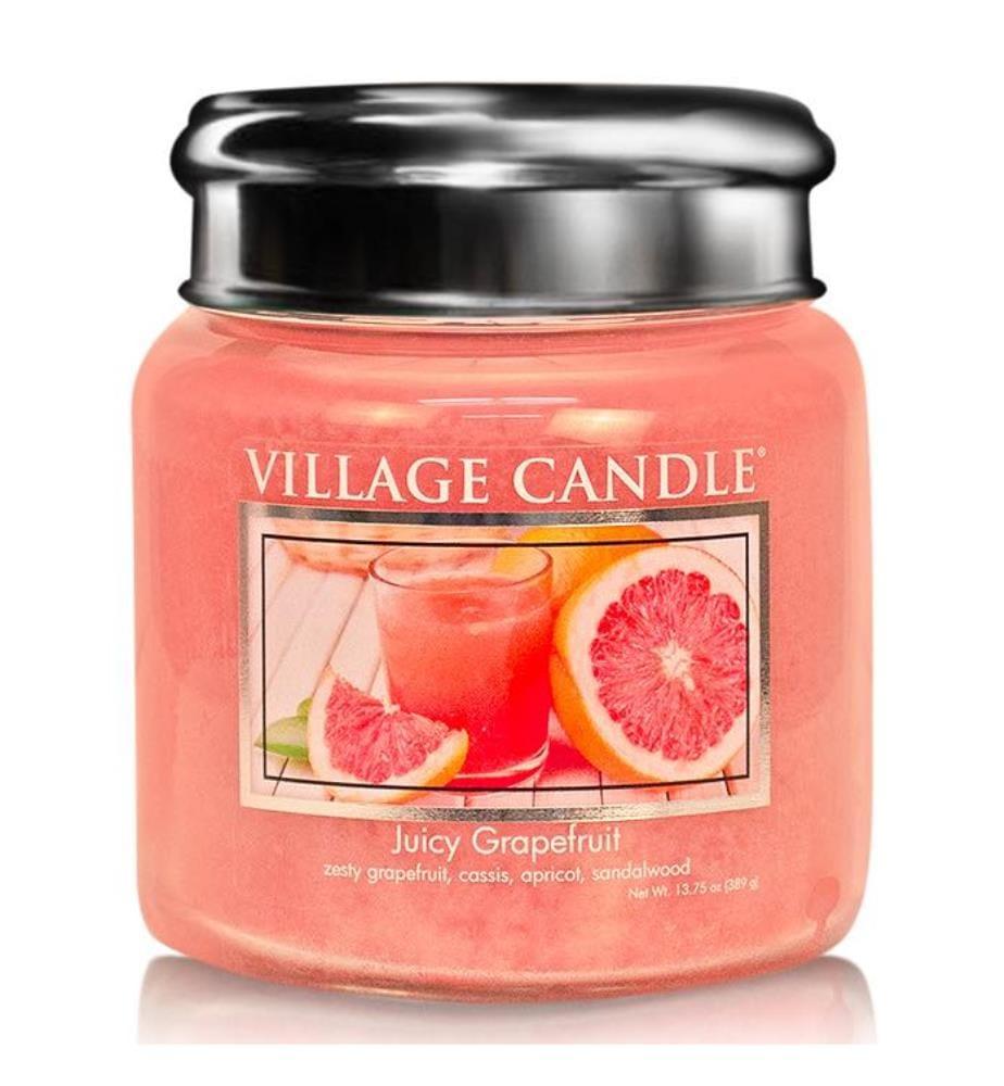 Duftkerze Juicy Grapefruit - 454 g