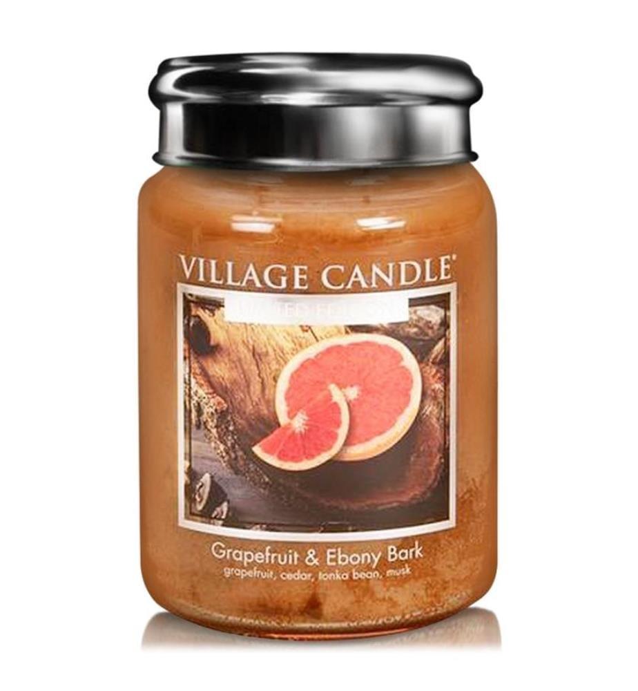 Duftkerze Grapefruit Ebony Bark 737g (2-Docht)