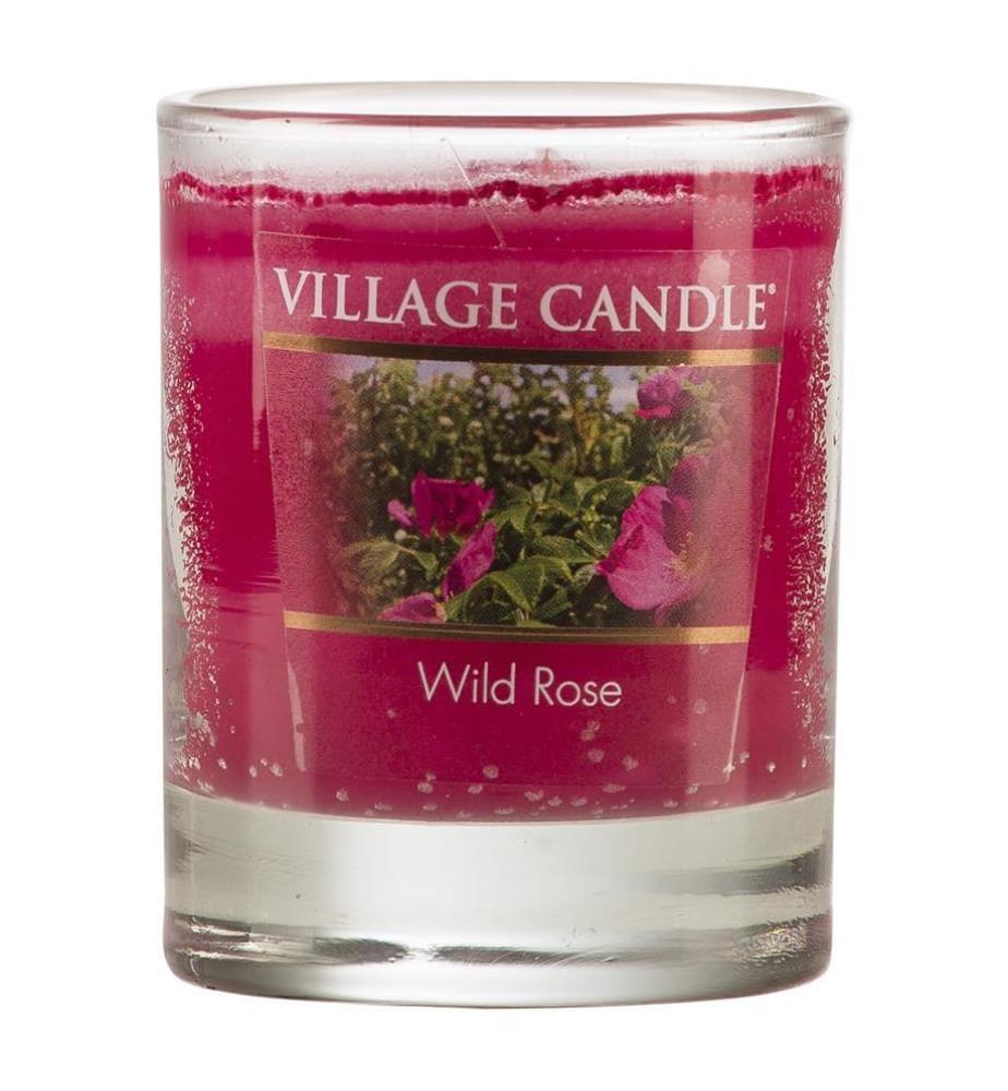Duftkerze Wild Rose - 49 g