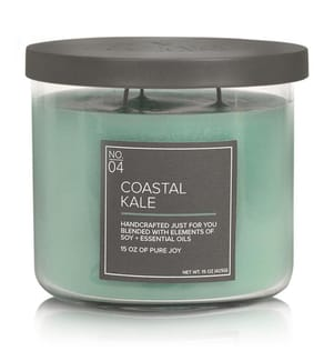 Duftkerze Coastal Kale 425g