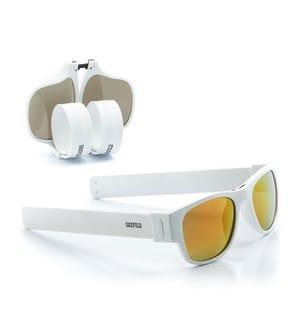 Klappsonnenbrille ES6 - Weiss