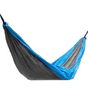 Hängematte Swing & Rest - Blau und Grau