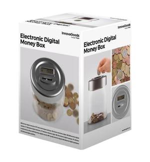 InnovaGoods Elektronische Digitalspardose