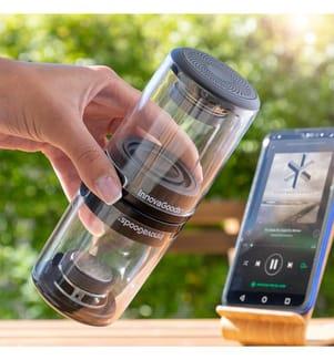 Magnetische drahtlose Bluetooth-Lautsprecher Waveker InnovaGoods