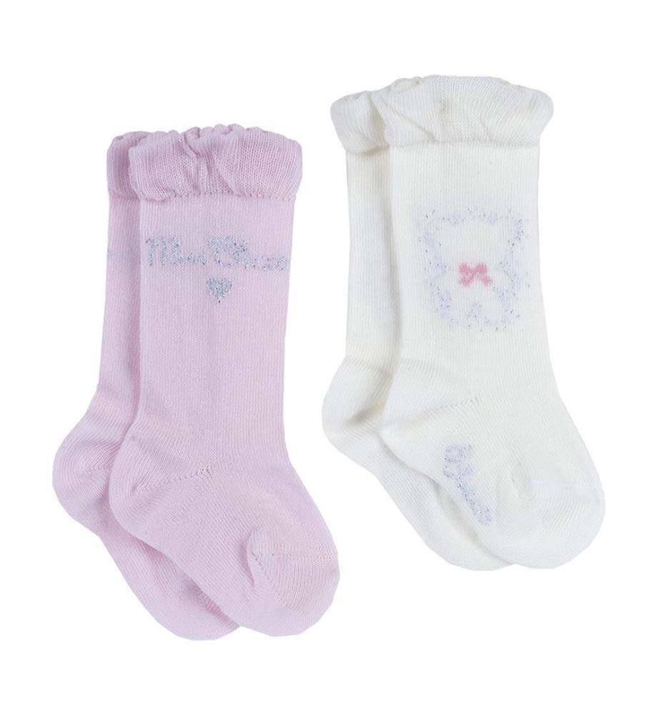 CHICCO - 2er-Set Socken aus Baumwolle
