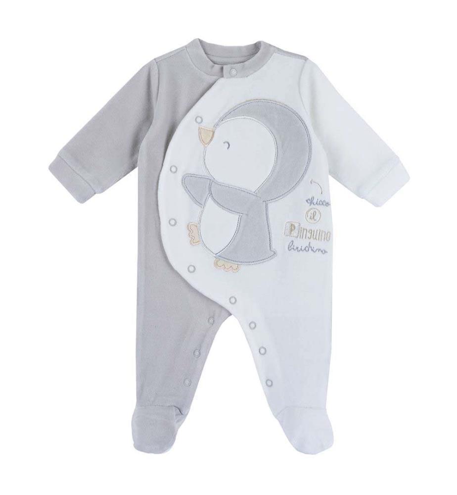 CHICCO - Pyjama mit Öffnung vorne - Better Cotton