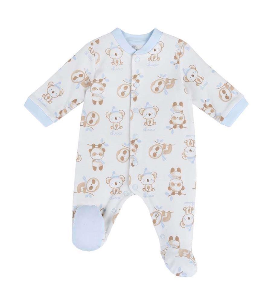 CHICCO - Bedruckter Pyjama - Better Cotton